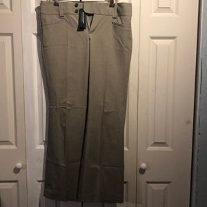 NEW: Banana Republic Jackson Wide Leg Trouser